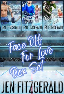 Face Off For Love Box Set cover