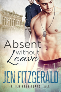 Absent Without Leave cover